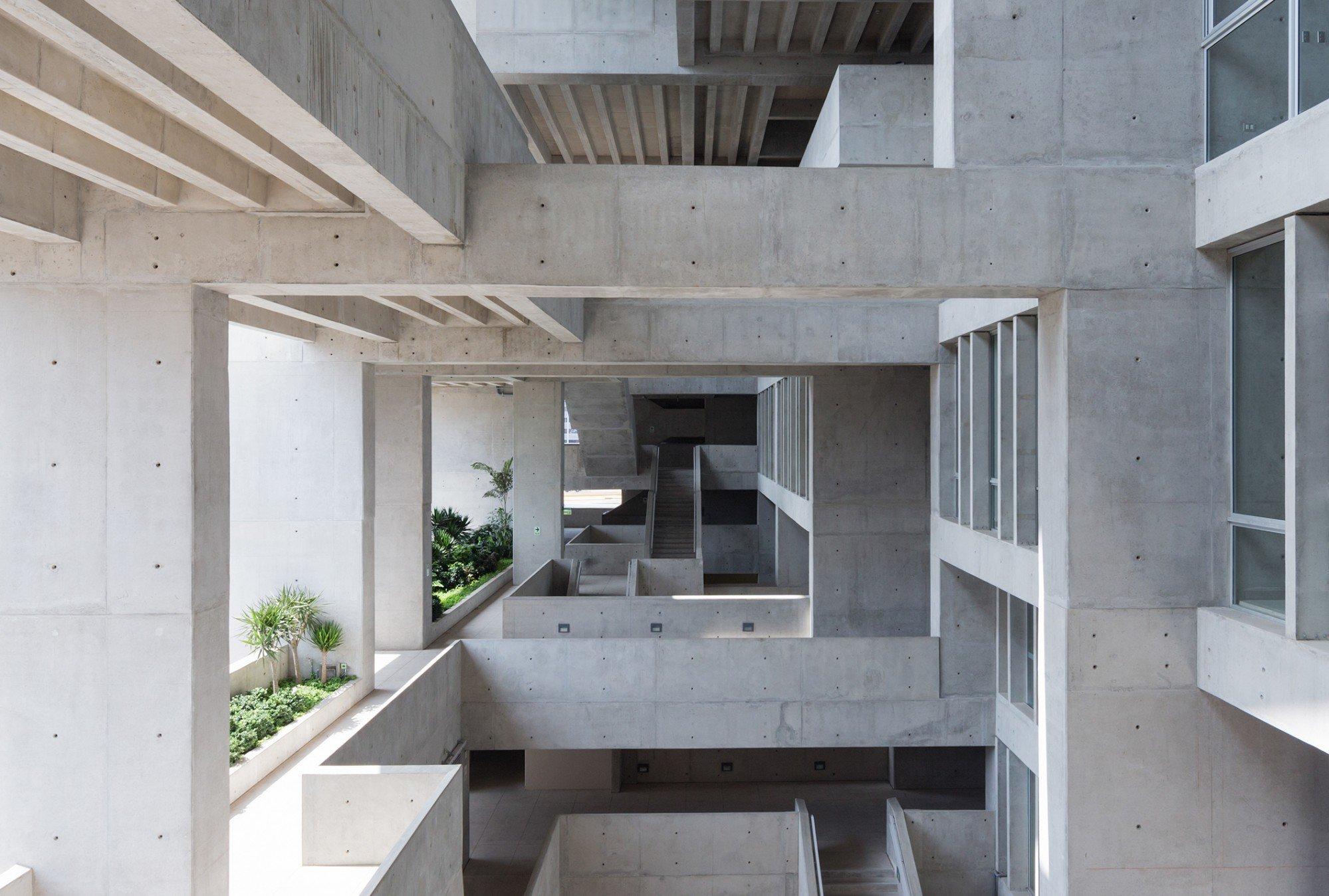 UTEC  – Universidad de Ingenieria y Tecnologia, Iwan Baan, courtesy of Grafton Architects