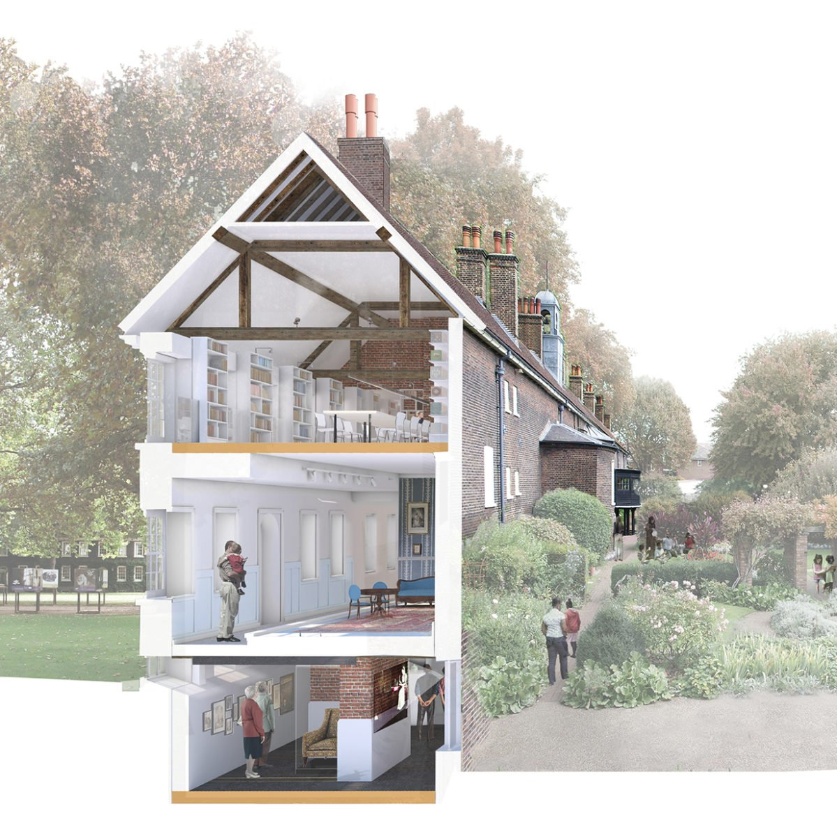 Flint Art Fair 2020.Don T Move Improve The Geffrye Museum Of The Home To